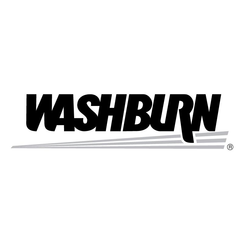 Washburn vector logo