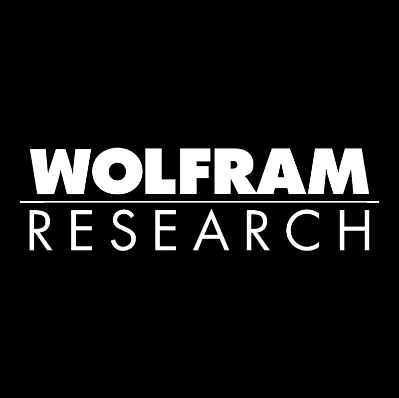 Wolfram Research vector