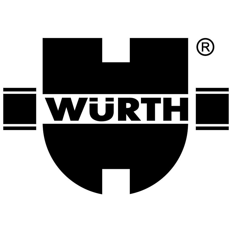 Wuerth vector logo