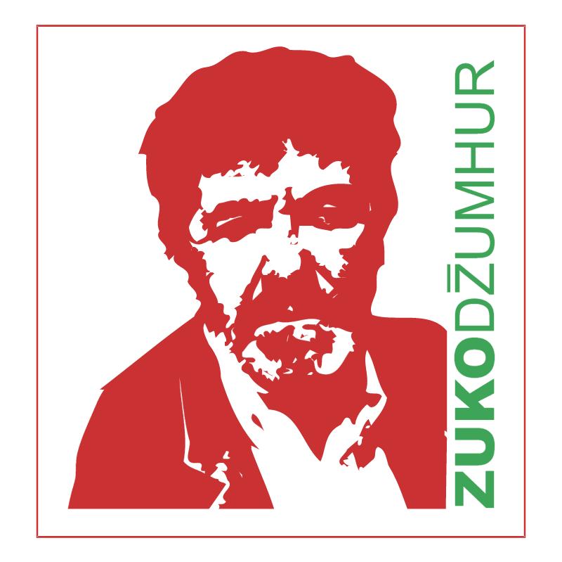 Zuko Dzumhur vector