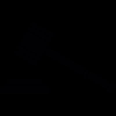 Trial Hammer vector logo