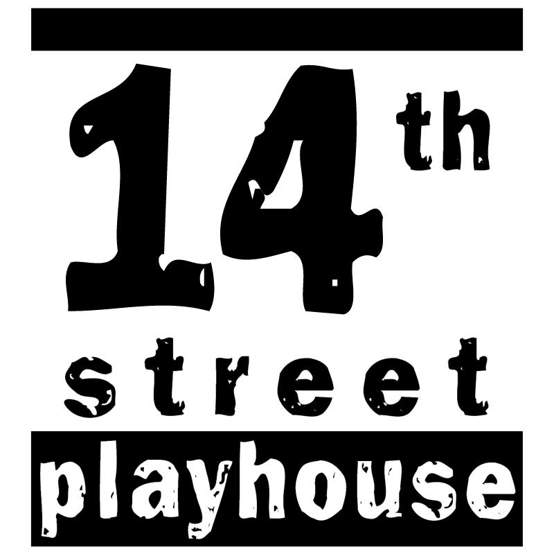 14th Street Playhouse vector
