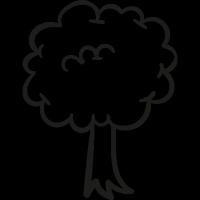 Park Tree vector