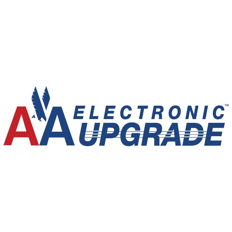 AA Electronic Upgrade vector