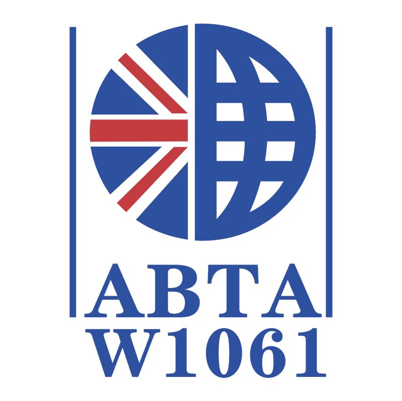 ABTA W1061 61920 vector