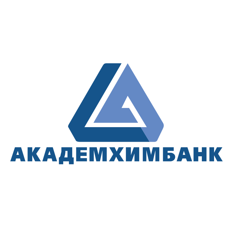 Academkhimbank vector