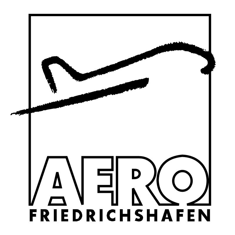 Aero Friedrichshafen 30607 vector