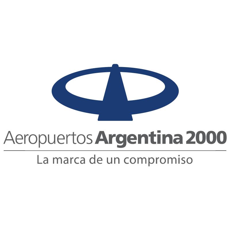 Aeropuertos Argentina 2000 31955 vector