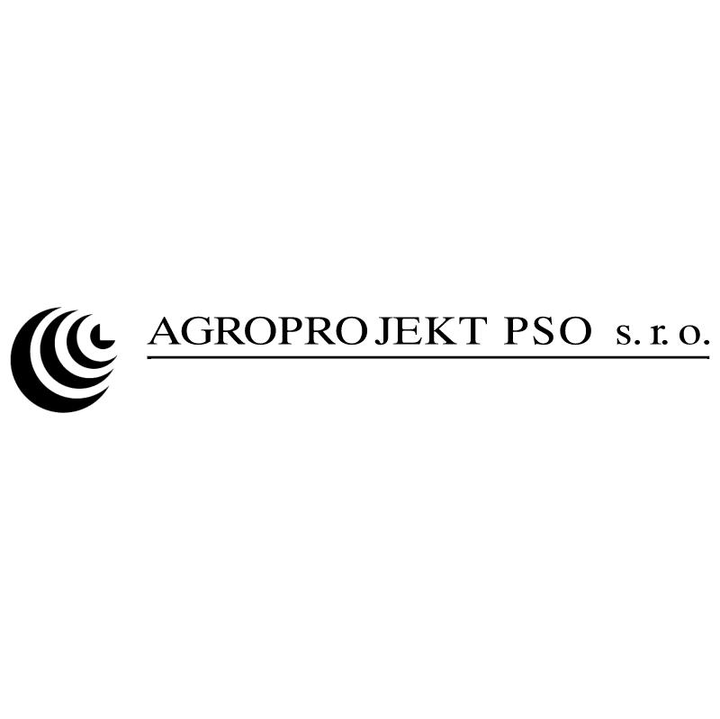 Agroprojekt PSO 28240 vector logo