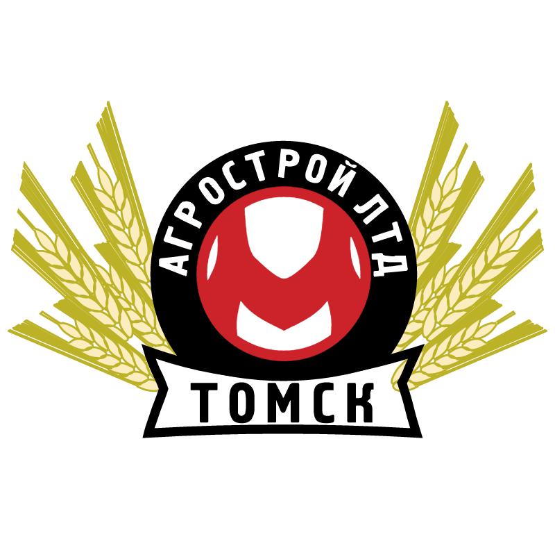 Agrostroy Tomsk vector