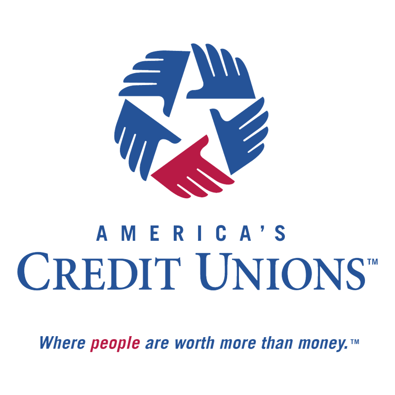 America's Credit Unions 44402 vector