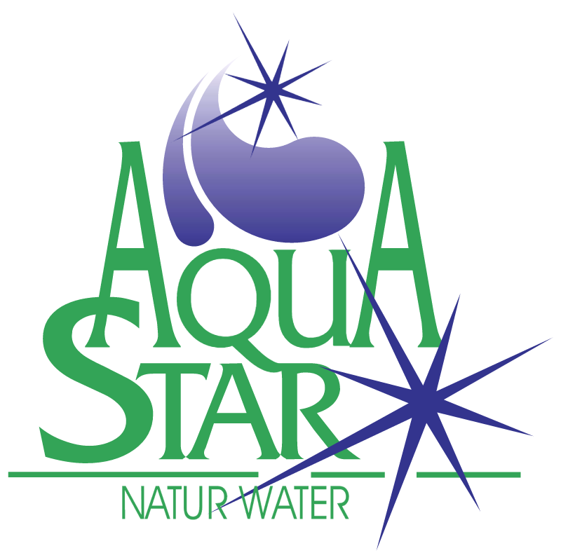 Aqua Star vector