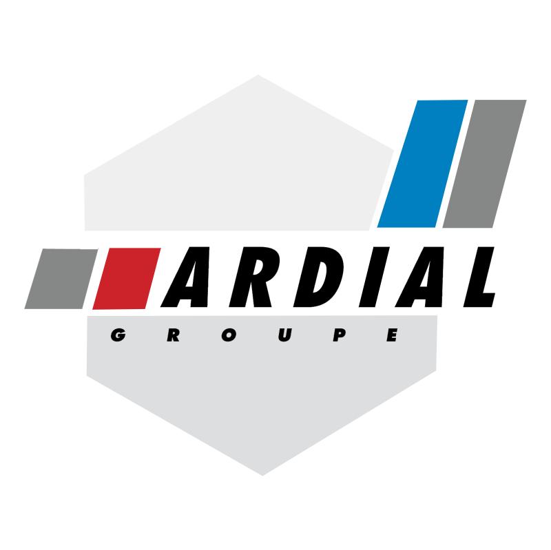 Ardial Groupe vector logo