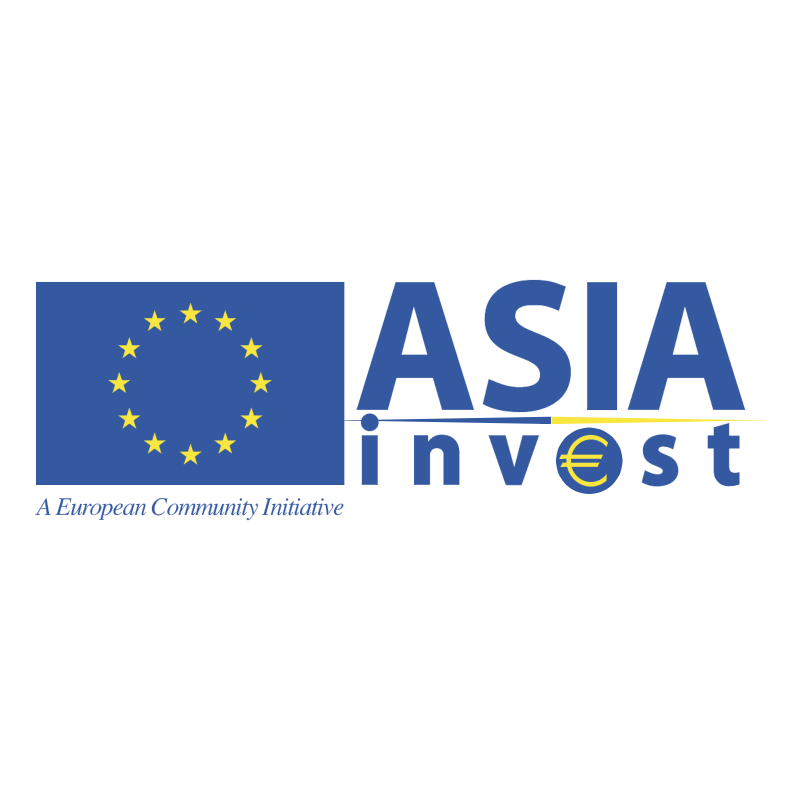 Asia Invest vector