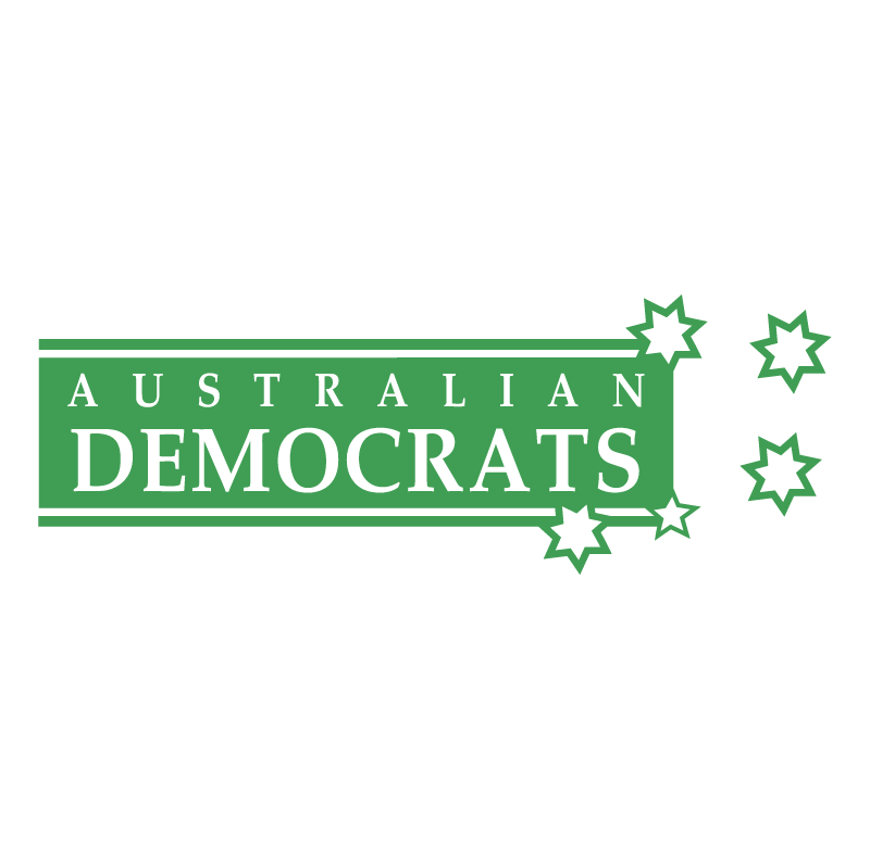 Australian Democrats 55074 vector