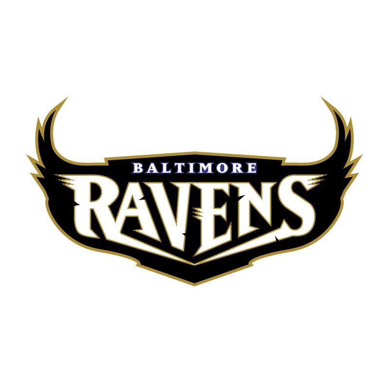 Baltimore Ravens 43089 vector