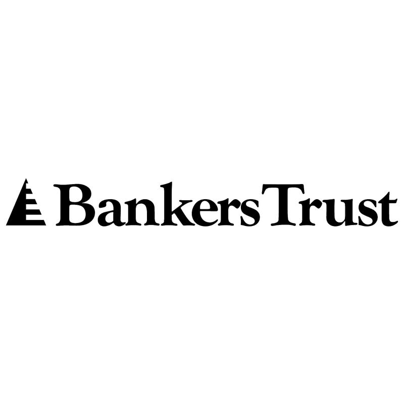 Bankers Trust 4170 vector