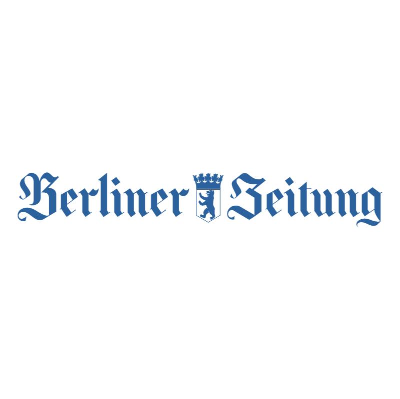 Berliner Zeitung 69451 vector