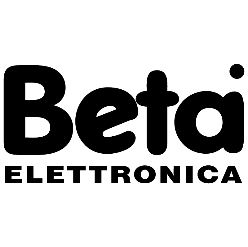 Beta Elettronica vector