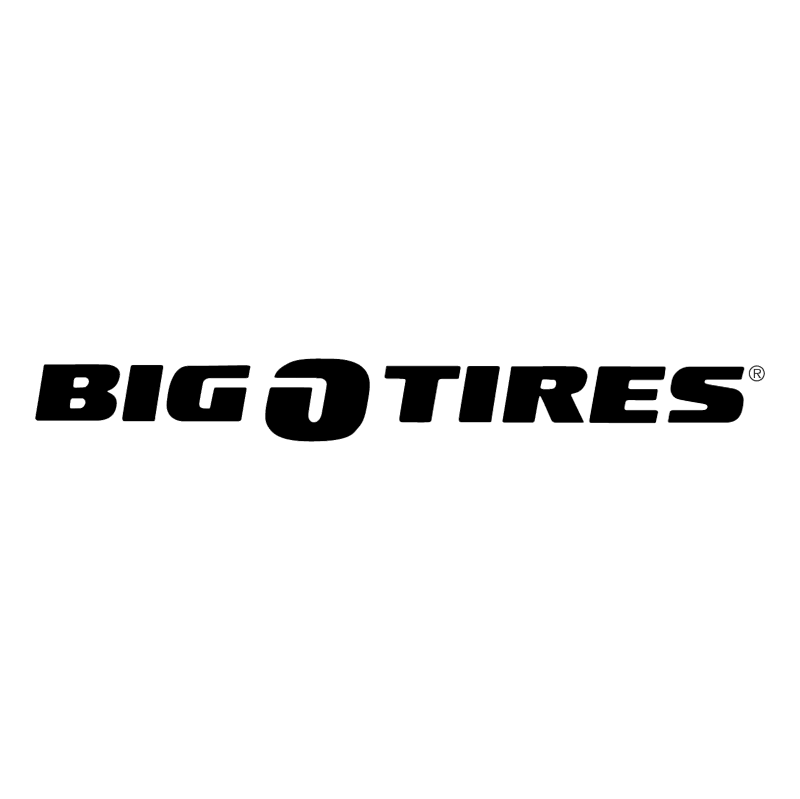 Big O Tires vector