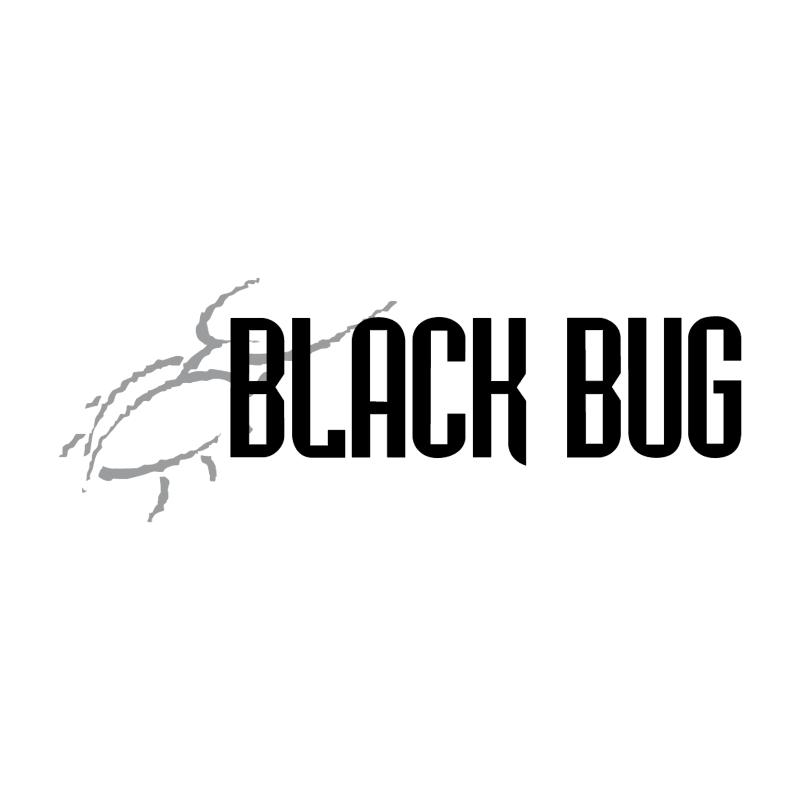 Black Bug vector