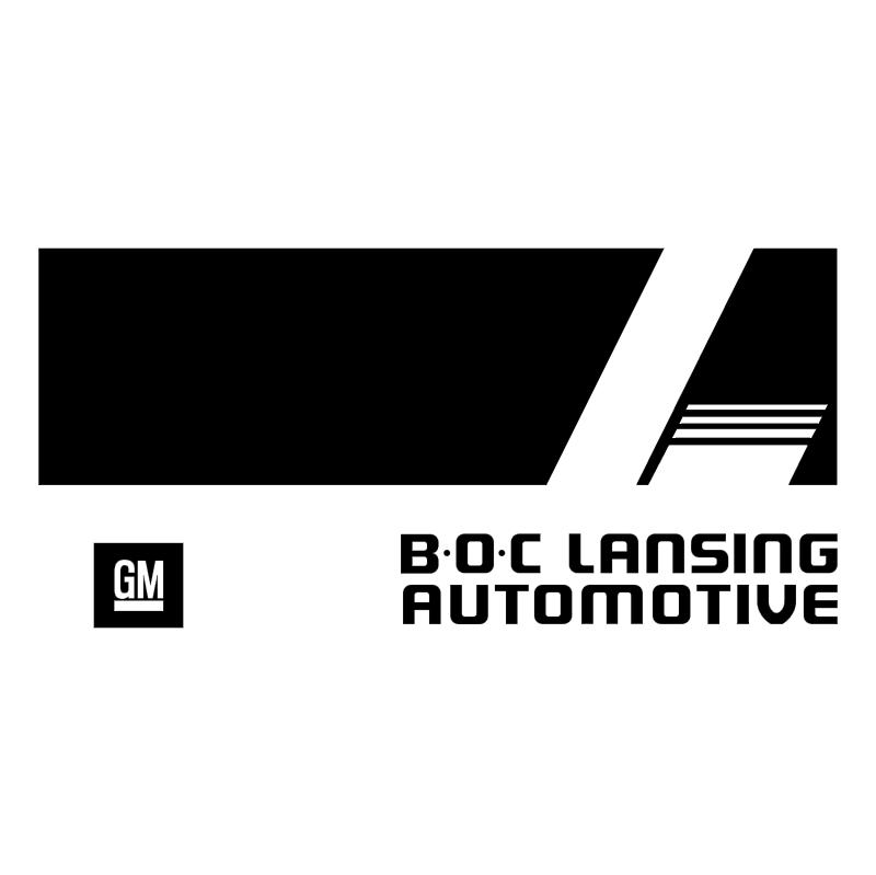 BOC Lancing Automotive 47285 vector