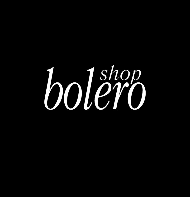 Bolero inet shop logo vector