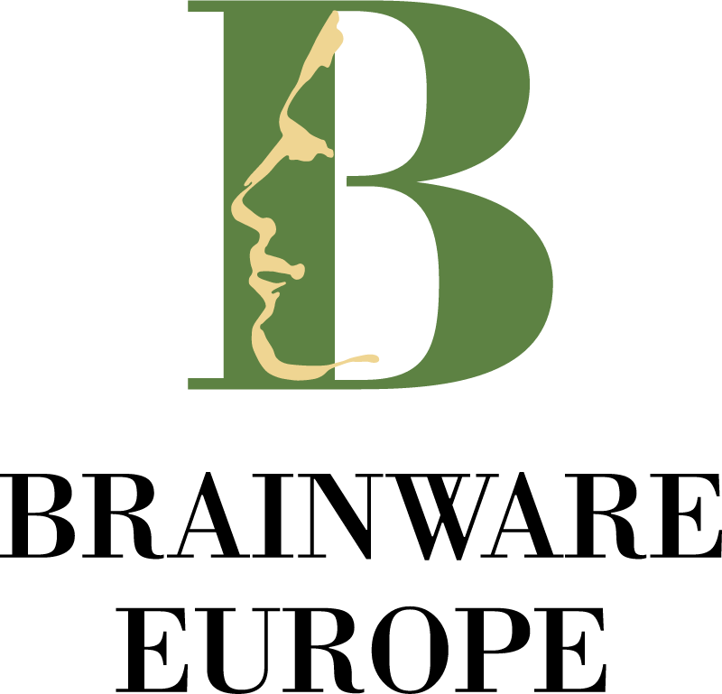 Brainware Europe logo vector