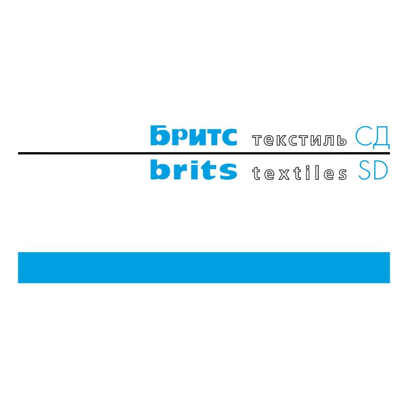 Brits textiles SD vector