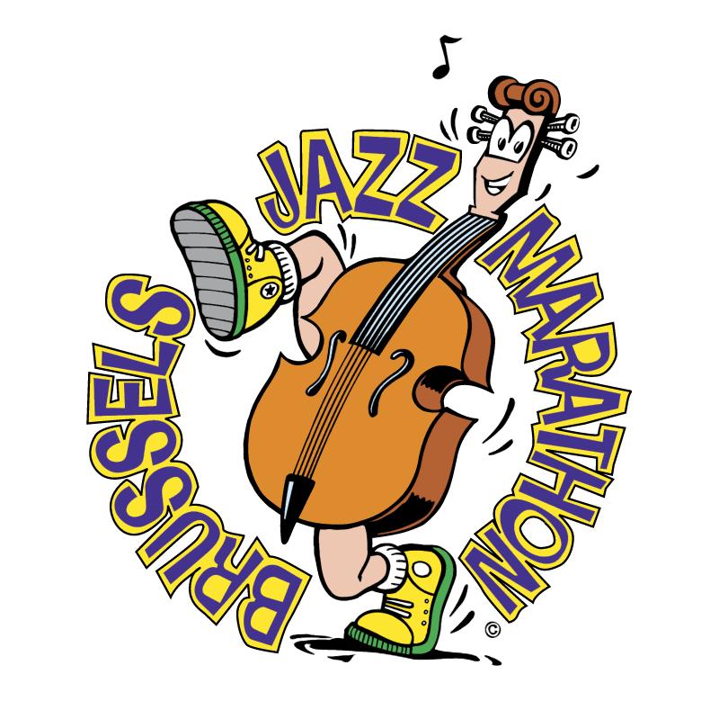 Brussels Jazz Marathon vector