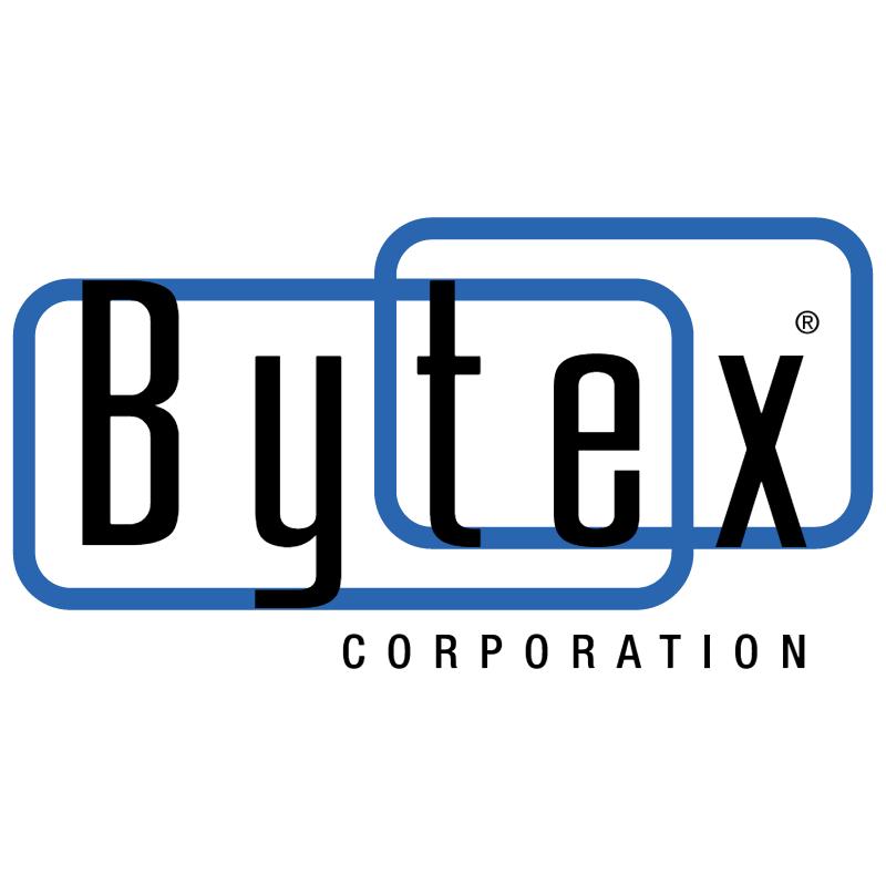 Bytex vector logo