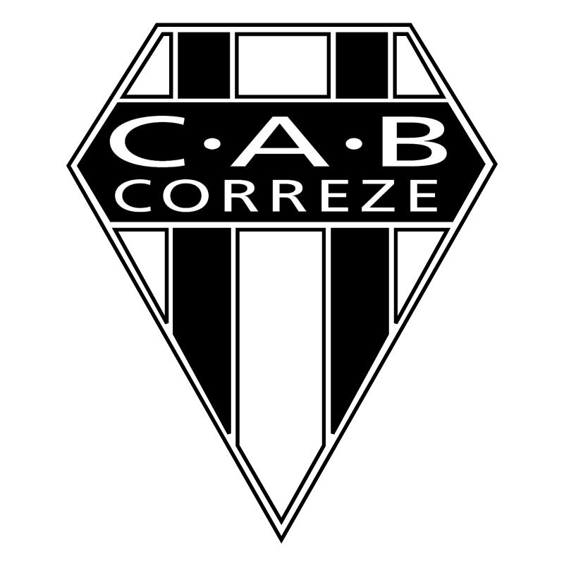 Cab Correze Brive vector logo