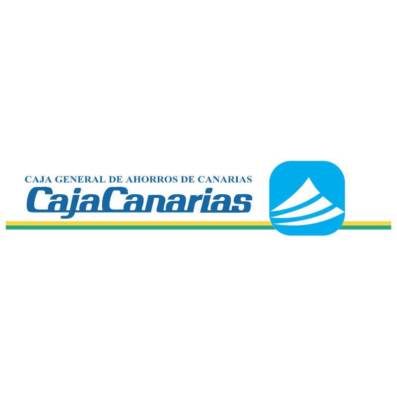 Caja Canarias vector