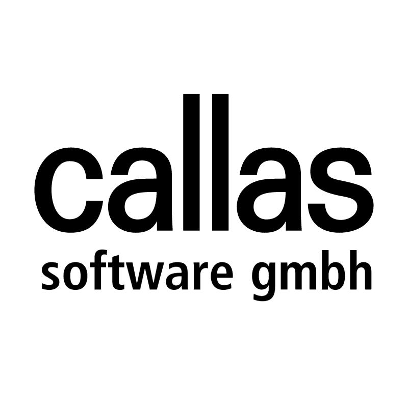 Callas Software vector
