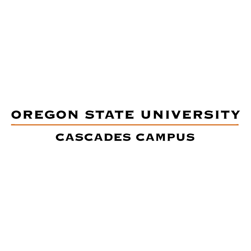 Cascades Campus vector