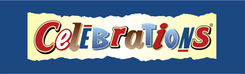 Celebrations vector logo