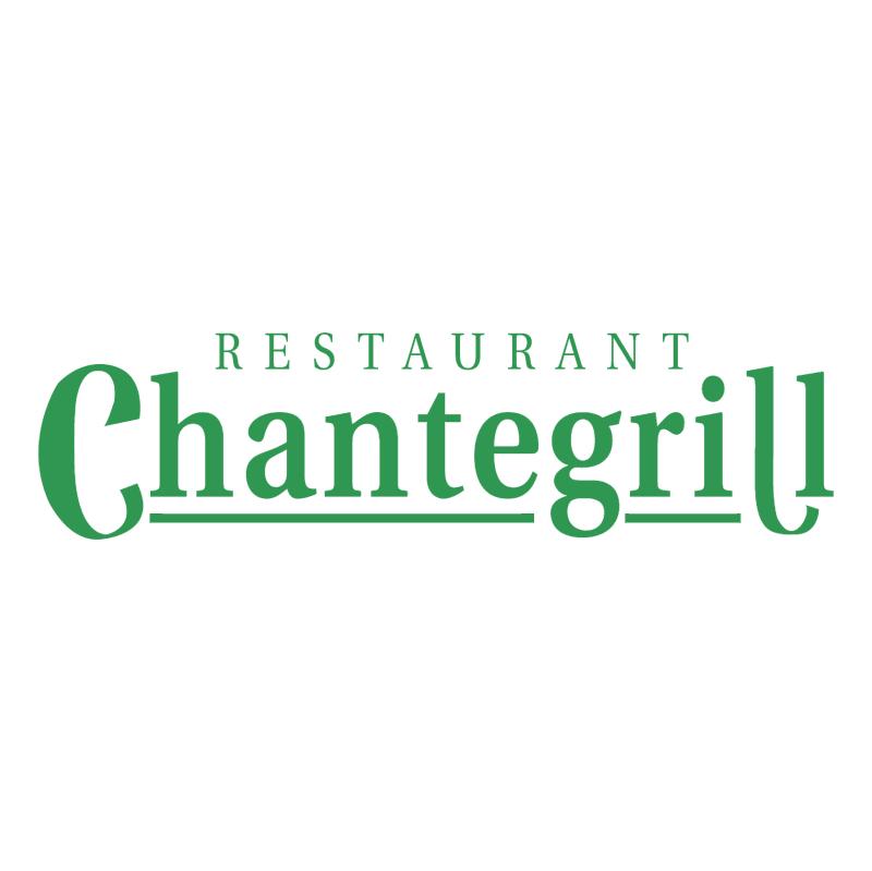 Chantegrill vector logo