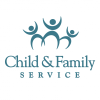 Child & Family Service vector
