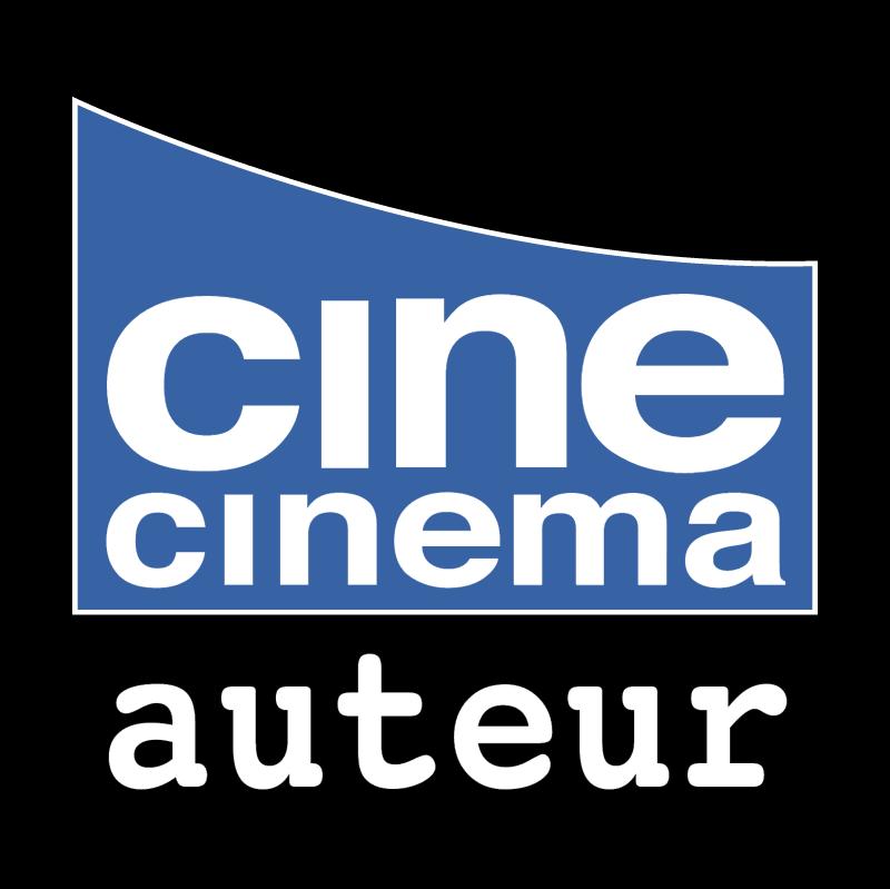 Cine Cinema Auteur vector