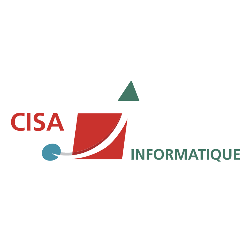 Cisa Informatique vector logo