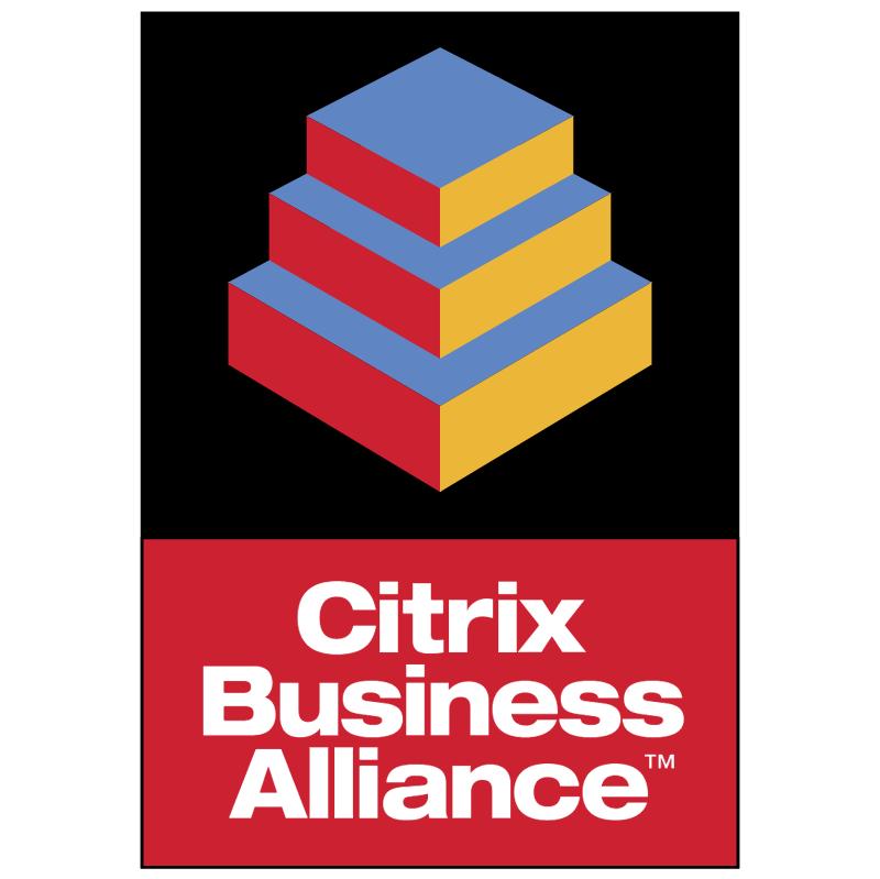 Citrix Business Alliance vector