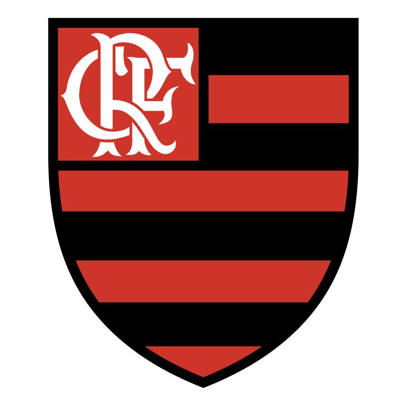 Clube de Regatas Flamengo de Volta Redonda RJ vector
