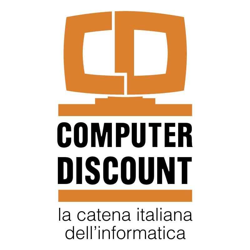 Computer Discount vector