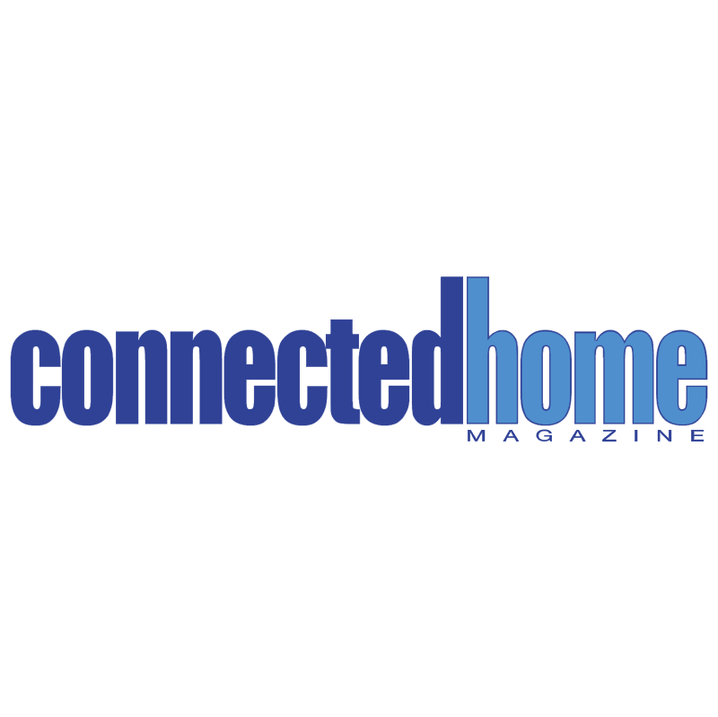 Connected Home Magazine vector