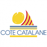 Cote Catalane vector