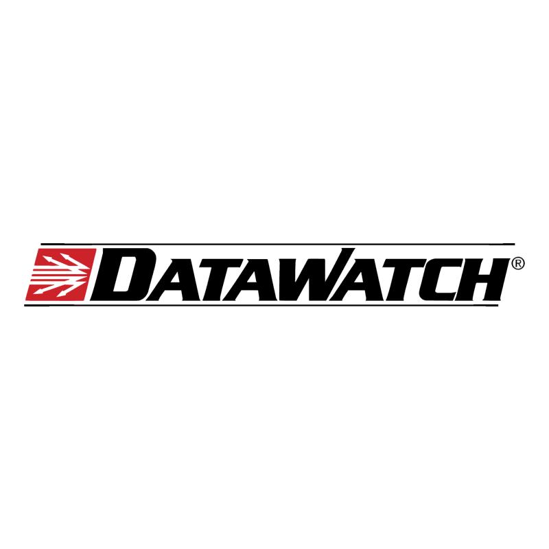 Datawatch vector