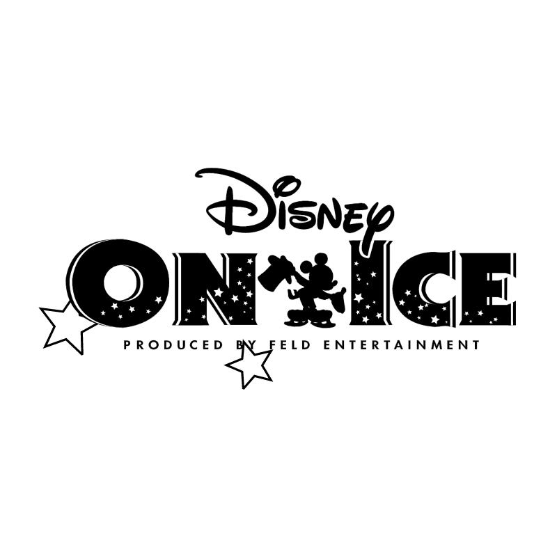 Disney On Ice vector