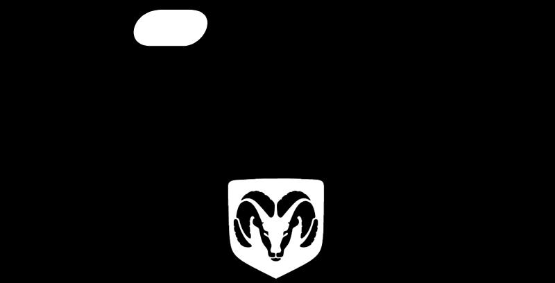 Dodge Truck 2 vector logo