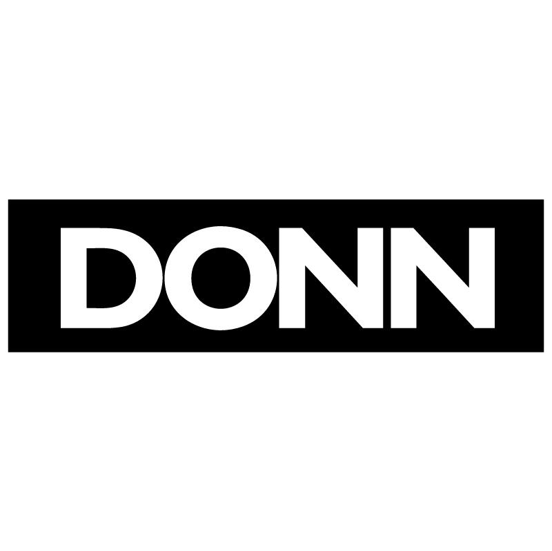 Donn vector logo