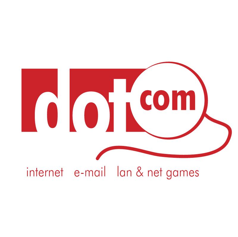 Dot Com vector
